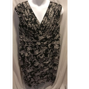 Size 20W Adrianna Papell Woman Dress NWoT